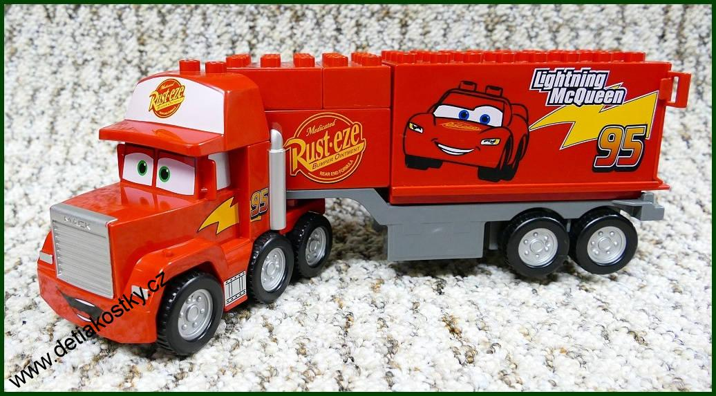 Duplo Cars - Kamion Truck Mack