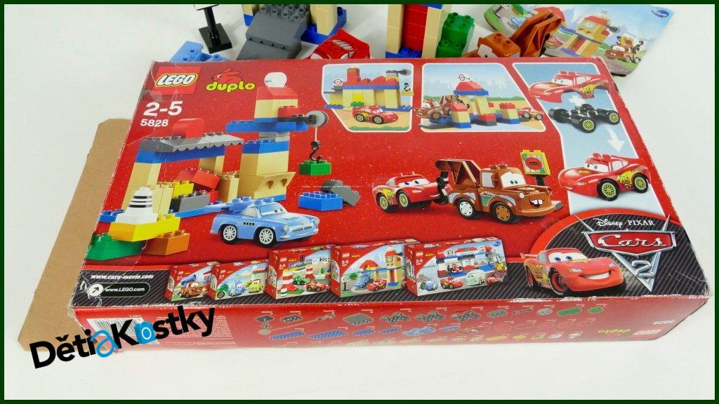Lego® Duplo® Set 5828 - Big Bentley