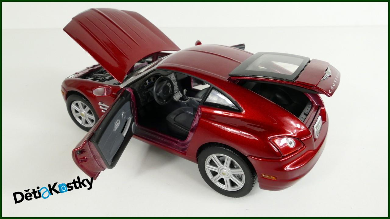 Solido 1:18 - Chrysler Crossfire