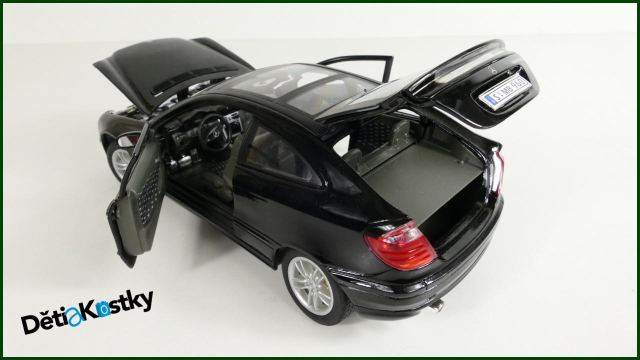 Welly 1:18 - Mercedes Benz C-Class Sports Coupé