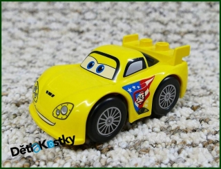 Lego® Duplo® Cars - Jeff Corvette