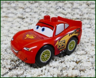 Lego® Duplo® Cars - Blesk McQueen - Piston Cup