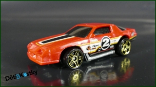 Hot Wheels Autíčko Camaro Z28 (2011)