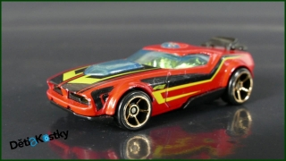 Hot Wheels Autíčko Fast Fish (2010)