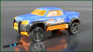 Hot Wheels Autíčko Mega-Duty (2012)