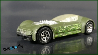 Hot Wheels Autíčko Ballistik (2007)
