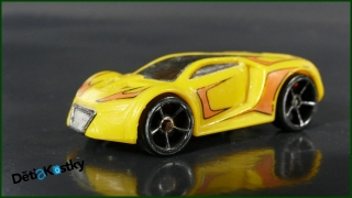 Hot Wheels Autíčko Ultra Rage (2009)