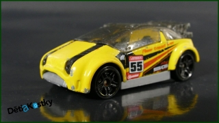 Hot Wheels Autíčko Super Gnat (2014)