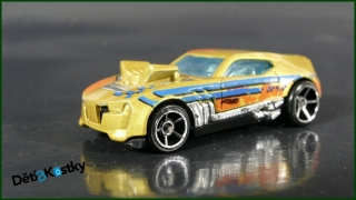 Hot Wheels Autíčko Twinduction (2012)