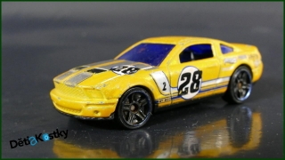 Hot Wheels Autíčko '07 Ford Shelby GT-500 (2012)
