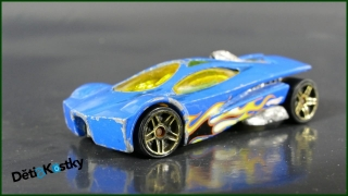 Hot Wheels Autíčko Sling Shot (2010)