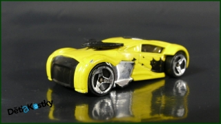 Hot Wheels Autíčko Phantom Racer (2007)