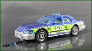Matchbox Autíčko Ford Crown Victoria 2008 (MB 901)