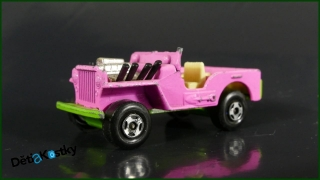 Matchbox Autíčko Jeep Hot Rod - LESNEY