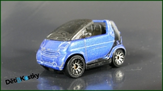 Matchbox Autíčko Smart Cabrio