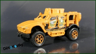 Matchbox Autíčko Oshkosh M-ATV (MB 855)
