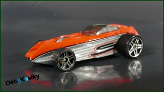 Hot Wheels Autíčko Shredded (2004)