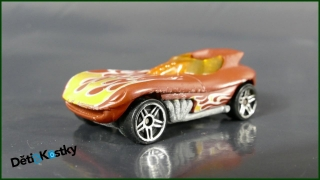 Hot Wheels Autíčko Cat-A-Pult (2003)
