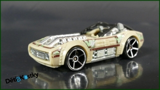 Hot Wheels Autíčko Piledriver (2007)