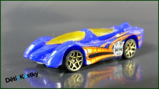 Hot Wheels Autíčko Power Pistons (2004)
