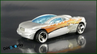 Hot Wheels Autíčko Backdraft (2004)