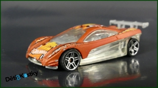 Hot Wheels Autíčko HW Prototype 12 (2003)