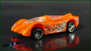 Hot Wheels Autíčko Power Pistons (2002)