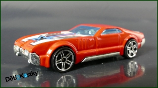 Hot Wheels Autíčko CCM Country Club Muscle (2014)