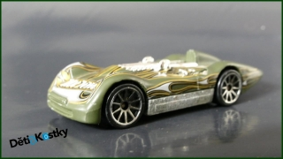 Hot Wheels Autíčko Turbolence (2003)