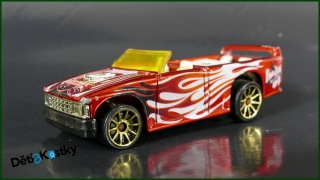 Hot Wheels Autíčko Mini Truck (2004)