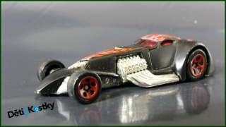 Hot Wheels Autíčko Hammered Coupe (2003)