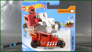 Hot Wheels Autíčko Pixel Shaker (HW RIDE-ONS)