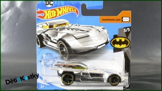 Hot Wheels Autíčko Batmobile (BATMAN)