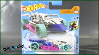 Hot Wheels Autíčko Draggin' Tail (STREET BEASTS)