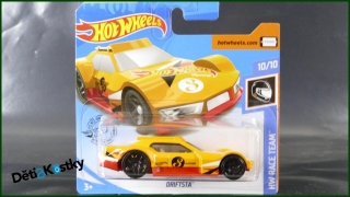 Hot Wheels Autíčko Driftsta (HW RACE TEAM)