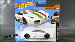 Hot Wheels Autíčko Lamborghini Reventón Roadster (HW ROADSTERS)