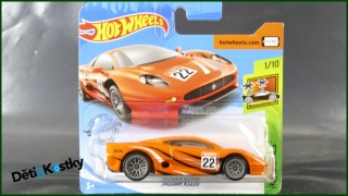 Hot Wheels Autíčko Jaguar XJ220 (HW EXOTICS)