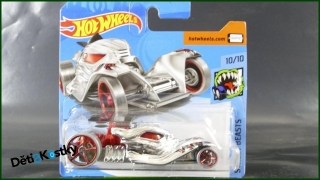 Hot Wheels Autíčko Tomb Up (STREET BEASTS)