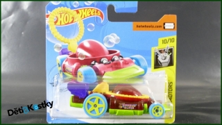 Hot Wheels Autíčko Bubble Matic (EXPERIMOTORS)