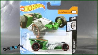 Hot Wheels Autíčko Z-Rod (ROD SQUAD)