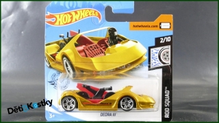 Hot Wheels Autíčko Deora III (ROD SQUAD)
