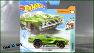 Hot Wheels Autíčko '69 Chevelle (TOONED)