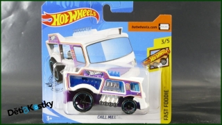 Hot Wheels Autíčko Chill Mill (FAST FOODIE)