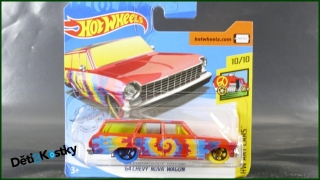 Hot Wheels Autíčko '64 Chevy Nova Wagon (HW ART CARS)