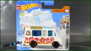 Hot Wheels Autíčko Quick Bite (HW METRO)