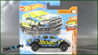 Hot Wheels Autíčko '19 Ford Ranger Raptor (HW HOT TRUCKS)