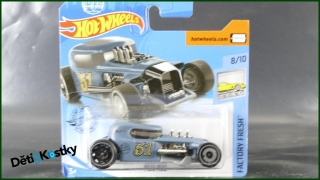 Hot Wheels Autíčko Mod Rod (FACTORY FRESH)