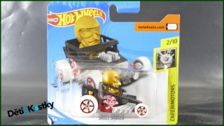 Hot Wheels Autíčko Skull Shaker (EXPERIMOTORS)