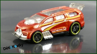 Hot Wheels Autíčko Nitro Tailgater