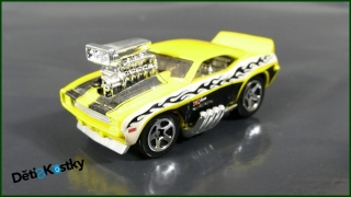 Hot Wheels Autíčko '69 Camaro Z28